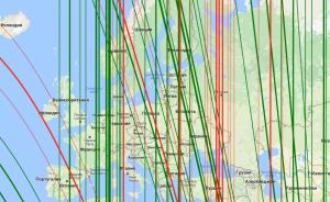 карта ЗемлеТочек